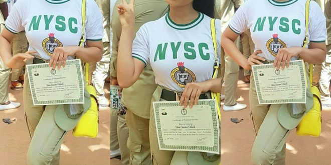 NYSC Batch B 2017 Passing Out Date