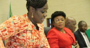 Full Drama That Preceded Kemi Adeosun's Resignation - NYSC Amebo