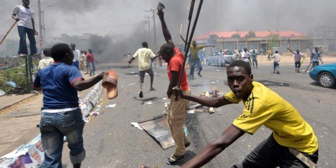 Crisis: Tension In Jos, Many Killed - Corpers Please Do Not Go Out