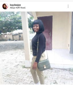 NYSC Taught Me How To Manage Resources - Pretty Female Corper