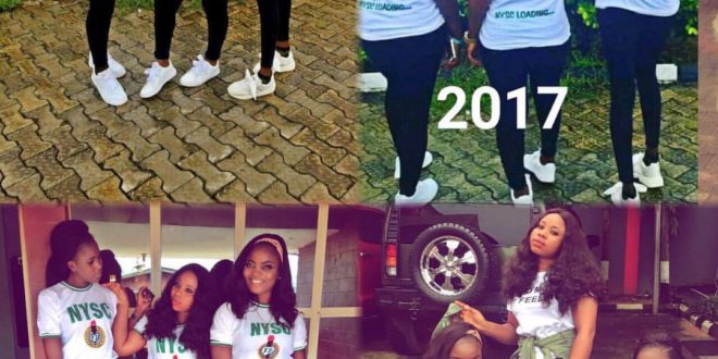 The Greatest Cohincedence In The History Of NYSC - 3 Female Corpers