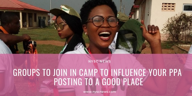 Group To Join In Camp To Influence Your PPA Posting To A Good Place
