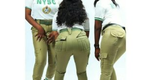 7 Questions You Should Never Ask A Female Corper