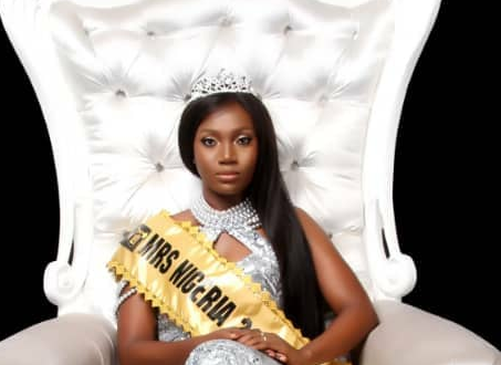 Emelda Ezinne Remi Wins Mrs Nigeria Pageant 2018 (Photos)