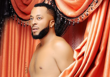 Benson Okonkwo Releases Nude Photos With A Message
