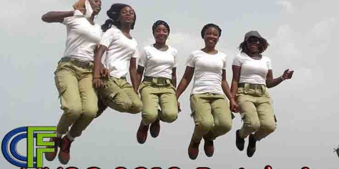NYSC 2019 Batch A Corps Members House
