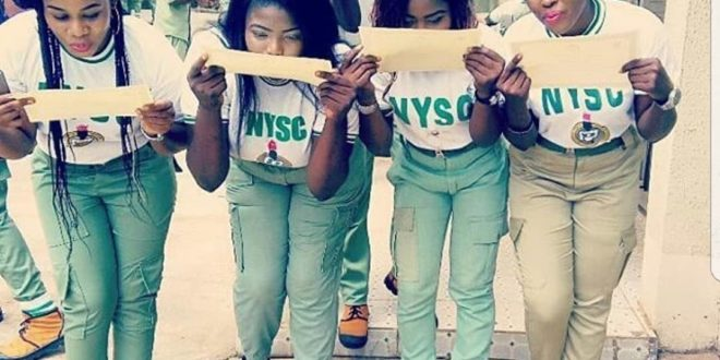 All NYSC 2017 Batch B Stream I Should Claim This Free Gift Now - Congratulations