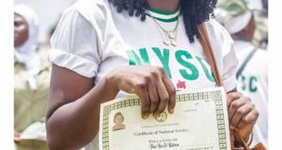 NYSC 2018 Batch B Passing Out Date