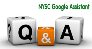 NYSC Questions