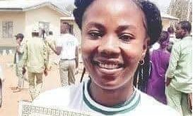 She Have No Arms And Yet She Finished NYSC