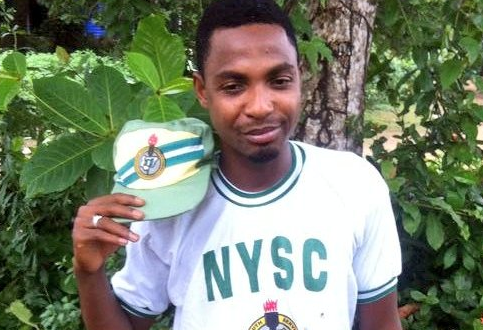 Heartbreaking Burial Photos Of A Corper Killed During Shiites Clash In Abuja