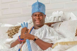 """""""I Was Never Single, I Had A Spiritual Wife Before Marrying Naomi"""" - Ooni Of Ife"""