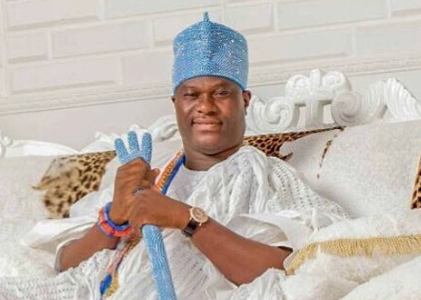 """I Was Never Single, I Had A Spiritual Wife Before Marrying Naomi"" - Ooni Of Ife"