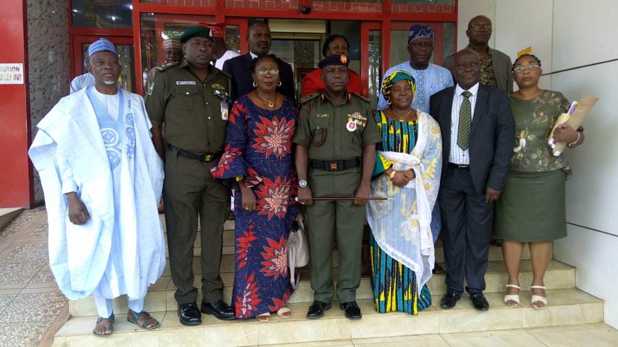 The President's NYSC Honours Award