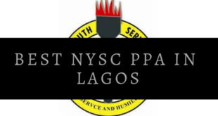 Best NYSC PPA In Lagos