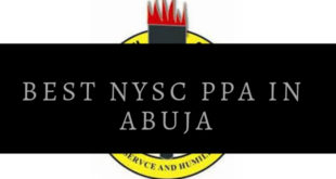 Best NYSC PPA In Abuja