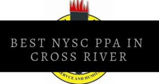 Best NYSC PPA In Cross River