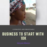 Business to start with 10k.