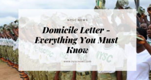 Domicile Letter - Everything You Must Know