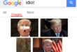 US Congress Asks Google To Explain Why Trump's Photo Shows When You Type 'idiot'