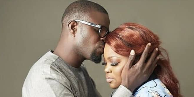 Good News As Funke Akindele And JJC Skillz Welcome Twins - See Reactions