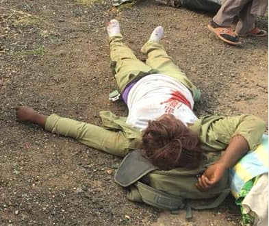 Heart Breaking Photos Of Corps Members Involved In An Accident After Camp