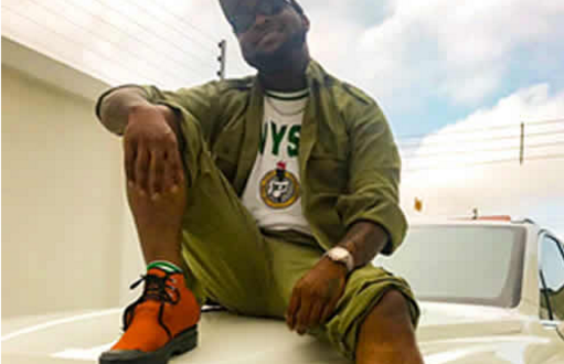 NYSC Cancels Davido's One-Year Service Program