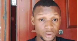 This Lagos Corper 'Rafiu Olalekan' Is Missing