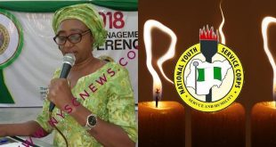 NYSC Lost Kogi State Cordinator To Fatal Motor Accident - RIP Mrs. O.O Ahile