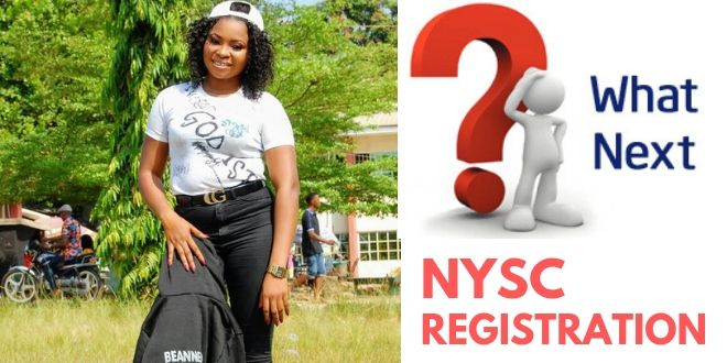 Here Is What Next After NYSC Registration