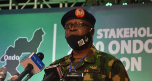ONDO 2020: NYSC DG Assures On Corps Members Neutrality