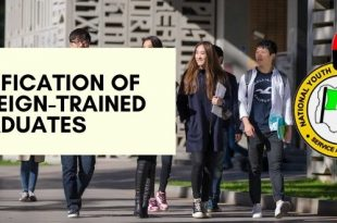 Verification Of Foreign-Trained Graduates