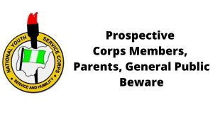 Prospective Corps Members, Parents. General Public Beware