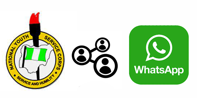 NYSC 2021 Batch C Whatsapp Group - Best & Most Active