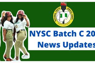 NYSC Batch C 2021