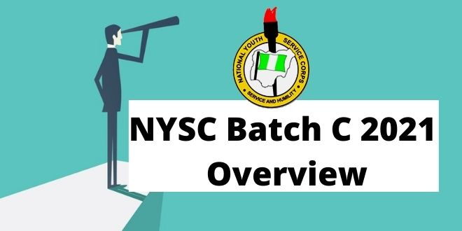 NYSC Batch C 2021 Overview